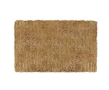 alfombra baño beige