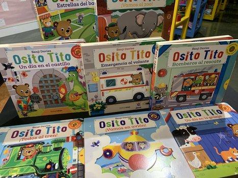 Colección Osito Tito