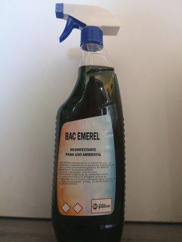 Desinfectante Ambiental Homologado 1 Litro