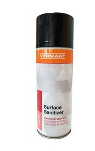 Higienizante De Superficies, 400ml  VERMAAT