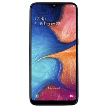 TELEFONO MOVIL SAMSUNG GALAXY A20E 3GB 32GB DUAL-SIM AZUL
