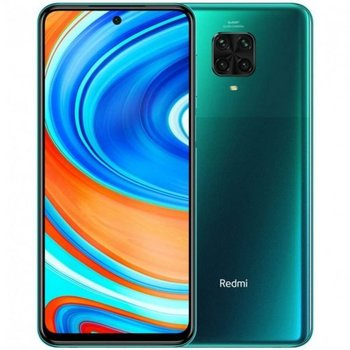 TELEFONO MOVIL XIAOMI REDMI NOTE 9 PRO 4G 64GB 6GB RAM DUAL TROPICAL GREEN