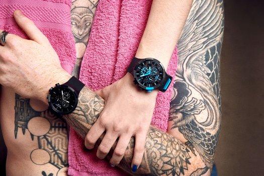 BIG BOLD CHRONO - Swatch