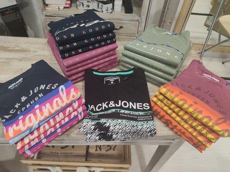 Camisetas JACK&JONES