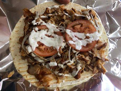 Dürüm Kebab