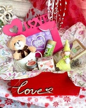 Una caja de amor