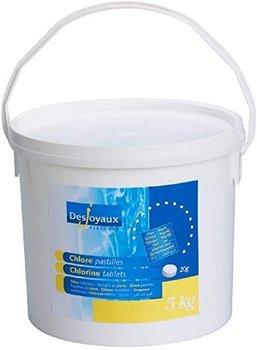 Productos de mantenimiento de piscinas Desjoyaux