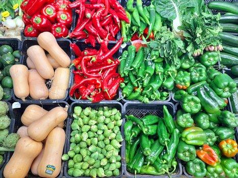 Nuestras verduras