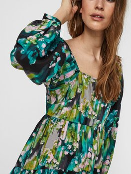 Vestido Nora Estampado Flores