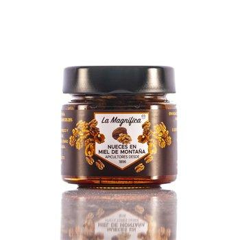 Nueces con miel