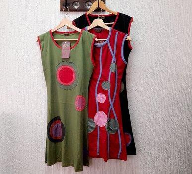 Vestidos algodón Nepal
