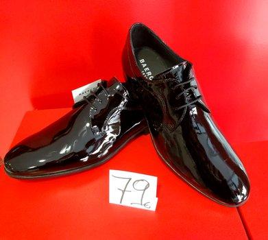 Zapatos hombre charol