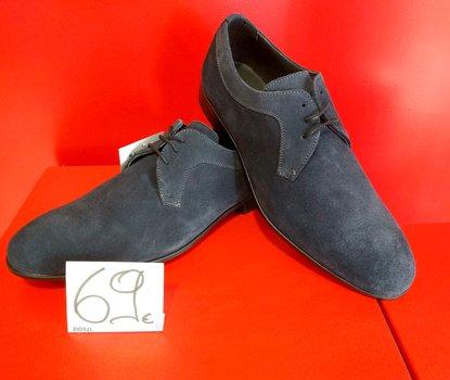 Zapatos hombre de ante