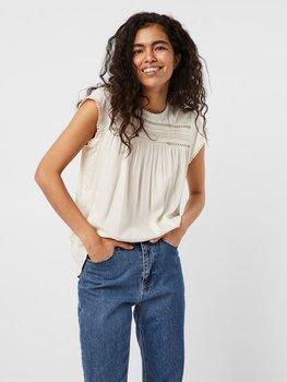Camiseta Debbie Cenefas Pliegues