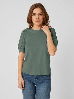 Camiseta Lisa algodón Abullonada