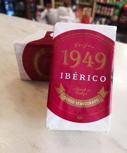 Queso 1949 Ibérico