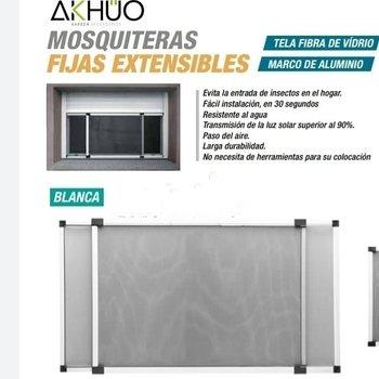 Mosquitera. Extensible 100X70-192