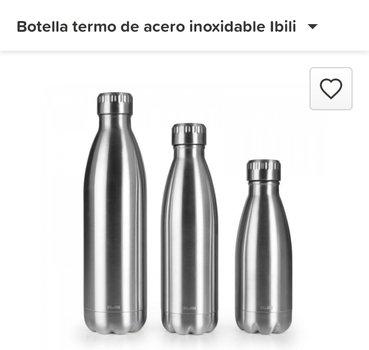 Botella termo Ibili
