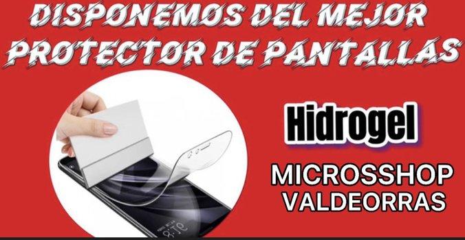 Protector Hidrogel smartphones