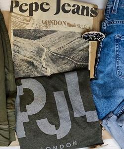Camisetas PEPE JEANS