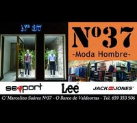 Nº37 Moda Hombre