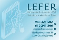 Cristaleria Lefer, S.L.