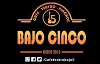 logo Café Teatro Bajo 5